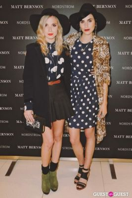 z berg in The Launch of the Matt Bernson 2014 Spring Collection at Nordstrom at The Grove