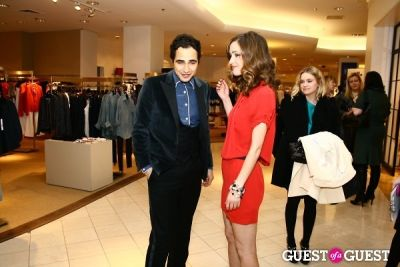 Saks Fifth Avenue Z Spoke by Zac Posen Launch