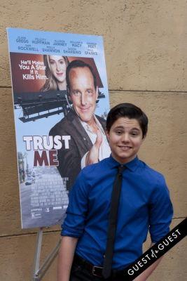 zach callison in Clark Gregg's TRUST ME Premiere