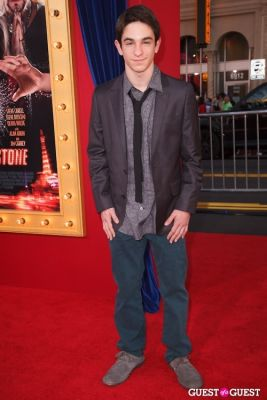 zachary gordon in World Premiere of The Incredible Burt Wonderstone