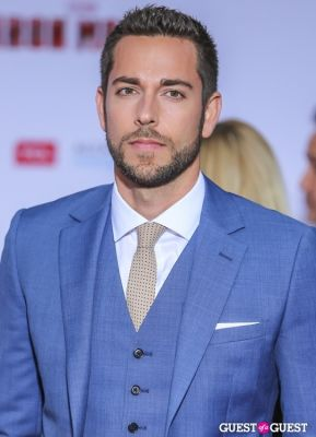 zachary levi in