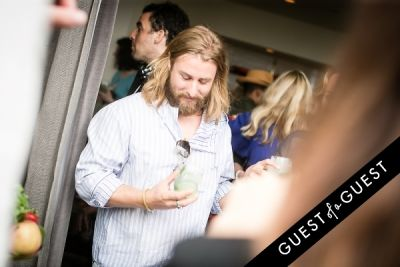 zachary lynd in Guest of a Guest & Cointreau's NYC Summer Soiree At The Ludlow Penthouse Part II