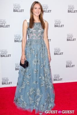 zani gugelmann in New York City Ballet's Fall Gala