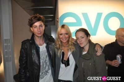 zanna roberts-rassi in Evolve Motorcycle Launch Party