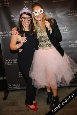 zara kessler in School of American Ballet's Fall Affair