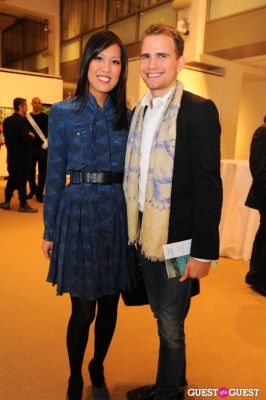lisa yom in The New York Academy Of Art's Take Home a Nude Benefit and Auction