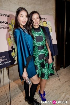 zi lin in The New York Observer 25th Anniversary
