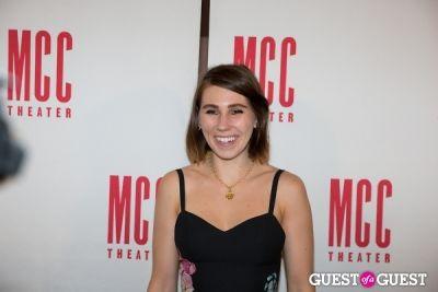zosia mamet in MCC's Miscast 2014