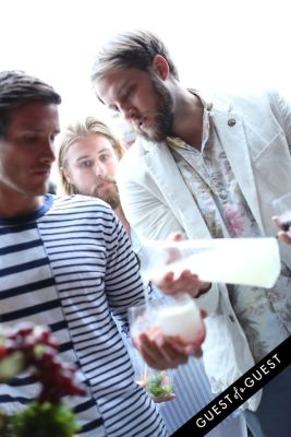 alban delierre in Guest of a Guest & Cointreau's NYC Summer Soiree At The Ludlow Penthouse Part I