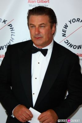 alec baldwin in New York Philharmonic's Opening Night Celebration of the 169th Season