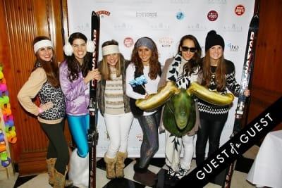 allyson gordon in 4th Annual NYJL Après-Ski Winter Party