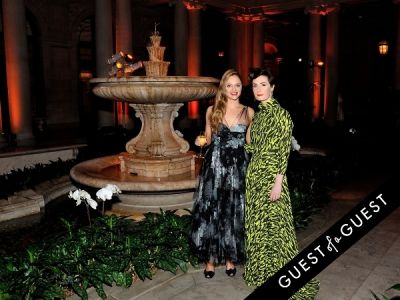 angela ledgerwood in The Frick Collection Young Fellows Ball 2015