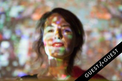 elena stonaker in Juxtapoz Psychedelic Book Release & Exhibition