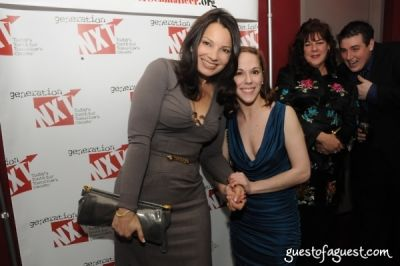 fran drescher in Generation NXT Party w/ Fran Drescher (Cancer Schmancer)