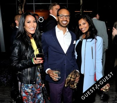 jyoti halarnakar in MoMA 2015 Party in the Garden After Party