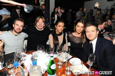 jeremy renner in STK 5th Anniversary Party