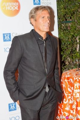 michael bolton in City of Hope's 2013 Summer of Hope Celebration