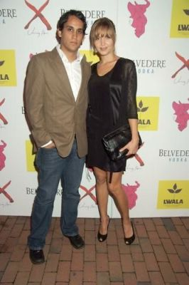pedro millan in Belvedere Vodka and L.W.A.L.A Hamptons Fundraiser at the Pink Elephant
