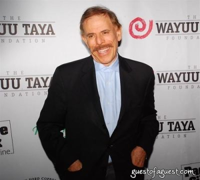 peter max in The Wayuu Taya Foundation Gala