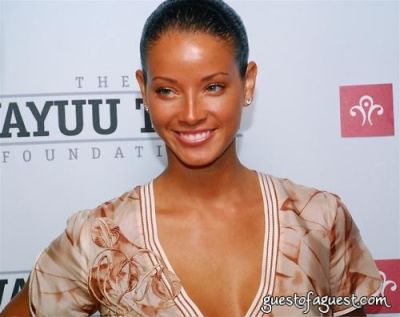porschla coleman in The Wayuu Taya Foundation Gala