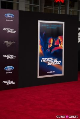 red carpet in U.S. Premiere Of Dreamworks Pictures