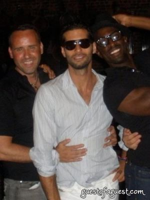 scott buccheit in Scott And Naeem Celebrate Bamberger's Birthday
