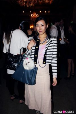 tana chung in Doggy John Exhibition