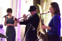 Nouvelle Tysons Hosts Mardi Gras Celebration #15