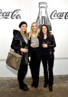 L, R: Elizabeth Waggett and Jane Antonia Cornish attend the