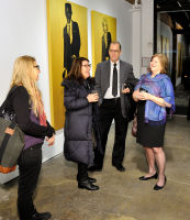 Never Said Never exhibition opening at Joseph Gross Gallery #23
