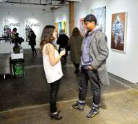 Never Said Never exhibition opening at Joseph Gross Gallery #27