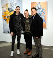 Never Said Never exhibition opening at Joseph Gross Gallery #52