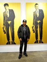 Artist Knowledge Bennett attends the