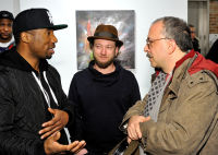 Never Said Never exhibition opening at Joseph Gross Gallery #82