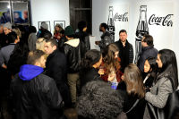 Never Said Never exhibition opening at Joseph Gross Gallery #103