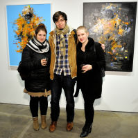 Never Said Never exhibition opening at Joseph Gross Gallery #105