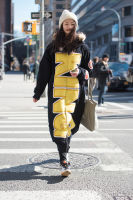 New York Fashion Week Street Style: Day 2 #5