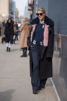 New York Fashion Week Street Style: Day 2 #6