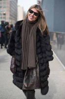 New York Fashion Week Street Style: Day 2 #8
