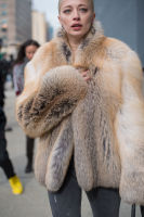 New York Fashion Week Street Style: Day 2 #11