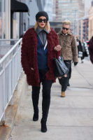 New York Fashion Week Street Style: Day 3 #11
