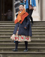 London Fashion Week Street Style AW16 #6