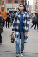 New York Fashion Week Street Style: Day 1 #8