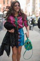New York Fashion Week Street Style: Day 1 #18