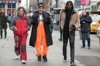 New York Fashion Week Street Style: Day 1 #5