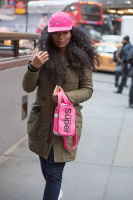 New York Fashion Week Street Style: Day 1 #9