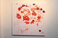 Voltz Clarke Gallery's Exhibition Garlands Of Skulls featuring Art Work By Christina Burch #41