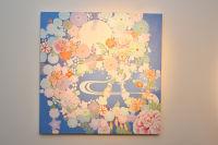 Voltz Clarke Gallery's Exhibition Garlands Of Skulls featuring Art Work By Christina Burch #39