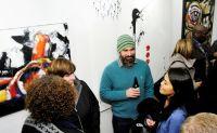 Jonathan Lindsay solo exhibition opening #43