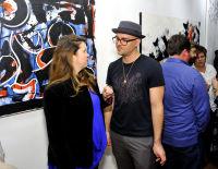 Jonathan Lindsay solo exhibition opening #69